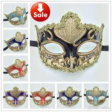 Decorative Masquerade Masks Luxury Party Masks Gold Sexy Lace Woman Mask Carnival Mardi Gras 50