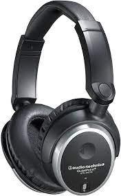 Amazon Com Audio Technica Ath Anc7b Quietpoint Active Noise Cancelling Closed Back Hea Noise Cancelling Headphones Headphones Best Noise Cancelling Headphones
