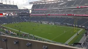 seat view for lincoln financial field section c27