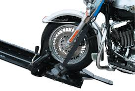 Blue Ox Overbilt Motorcycle Truck Ramp, Blue Ox Motorcycle Loader