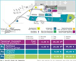 Parken frankfurt flughafen terminal 2