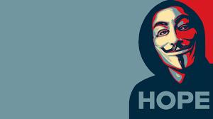 wallpaper anonymous full