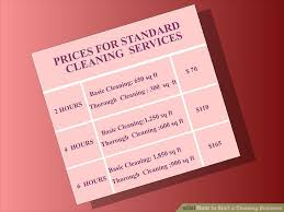 image titled start a cleaning business step 12