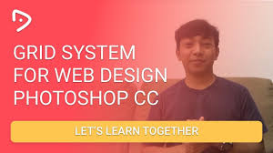 Web Design Grid System Photoshop How To Create Custom Grid System In Photoshop For Web Design