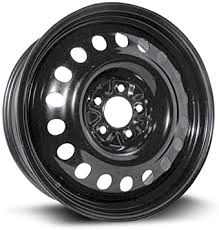 RTX, Steel Rim, New Aftermarket Wheel, 18X7, <b>5X114</b>.<b>3</b>, 71.5, 40 ...