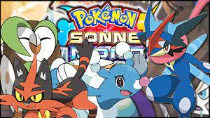 Starter Entwicklungen / Mega Pokemon in Sonne & Mond / Ash Greninja Quajutsu  - YouTube
