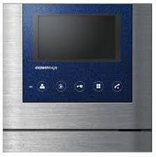<b>Видеодомофон commax cdv</b>‑<b>43m metalo</b> blue купите по низкой ...