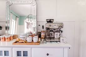 It also creates a lovely wall feature! Fall Coffee Station Diy Dollar Store Tray The Diy Mommy