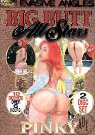 Big butt allstars pinky