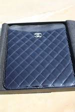 Quilted iPad Case   eBay & Chanel Black quilted Ipad case cover purse NWT Adamdwight.com