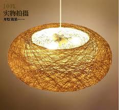 rattan pendant light ikea interior hanging lamp e bamboo lamp shades suspension with rattan hanging lamp