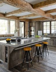 rustic kitchens with islands. Plain With View In Gallery Inside Rustic Kitchens With Islands I