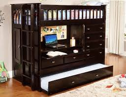 gami montana loft beds with desk design