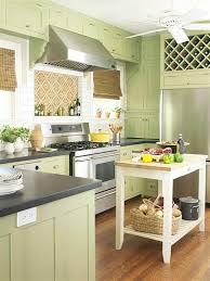 Green Color Kitchen Cabinets Kitchen Fresh Green Color Kitchen Cabinets Ideas With Huge Steel