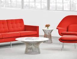 florence knoll sofa and settee knoll