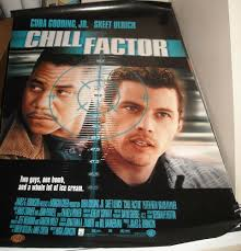 Entertainment Memorabilia Posters CHILL FACTOR MOVIE POSTER 2 Sided  ORIGINAL 27x40 CUBA GOODING JR SKEET ULRICH Posters zsco.iq