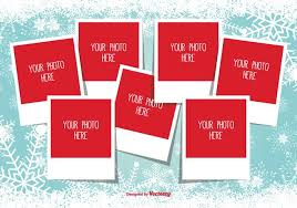 christmas card collage templates free christmas photo collage christmas card collage templates