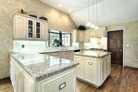 light granite countertops kitchen pictures colored with white cabinets