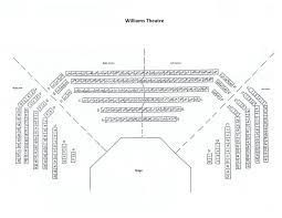 Foellinger Theater Fort Wayne Indiana Seating Chart Special Events Williams Theatre Seating Chart Purdue