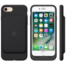 iphone 7 black. apple smart battery case for iphone 8, 7 (black) 4 iphone black