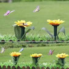 solar powered flying erfly bird