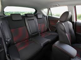 mazda 3 mps 2010 interior