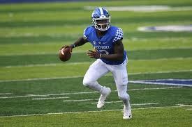 Kentucky Football Terry Wilson Has Top Spot On Depth Chart