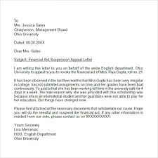 Letter Of Appeal Sample Template Best 28 Appeal Letter Format Template Bursary Cover Letter