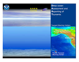 The first one is the warning system. Noaa Ocean Explorer Education Multimedia Discovery Missions Lesson 9 Ocean Waves Activities Tsunami Warning System