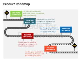 road map powerpoint template free powerpoint roadmap template product roadmap presentation