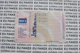 Identity Cards Fake Eu Driving License Fakes -