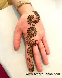 Best And Simple Mehandi Designs Top 111 Simple Mehndi Designs Shaadisaga