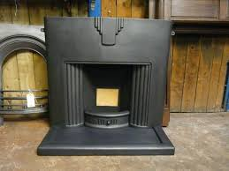 art deco fireplace old fireplaces