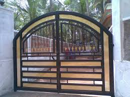 Small Picture 95 best Gates images on Pinterest Doors Gate design and Gate ideas