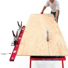 cutting edge table saw hacks construction pro tips clamp on a long fence for long boards