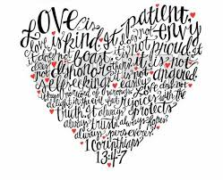 Love Is Patient Love Is Kind Art And Design New Love Is Patient Love Is Kind Quote