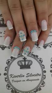 70 best Unhas images on Pinterest | Enamels, Jewels and Nail designs