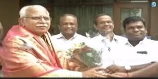 அரியானா சட்டமன்ற தேர்தல்: பாஜக-விற்கு தமிழ்ச்சங்கம் ஆதரவு