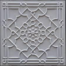 Cheap Decorative Ceiling Tiles PL100 white matt Ceiling tiles PVC plastic 100D decoration ceiling 21