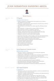 It Engineer Resume Samples Visualcv Resume Samples Database