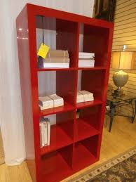 bookcases ikea shelving units bookcases bookcase red shelves shelves red red cabinets shelving unit red