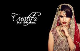 creatifa hair makeup artist lubna rafiq pro artist for asian bridal special occasions london in golders green london gumtree