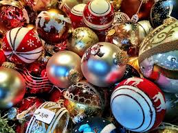 Nuremberg, Germany Christmas ornaments