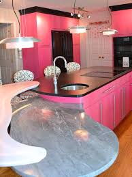 small pink kitchen decorating ideas design