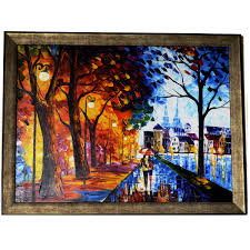 palette knife oil painting on canvas double tap to zoom