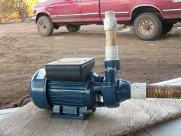 garden hose water pump. Water Pump With Fittings Attached Garden Hose