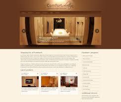 best furniture websites design. Furniture-website-5 Best Furniture Websites Design W