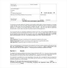 Partnership Agreement Free Template Extraordinary Business Partnership Agreement Free Template Separation Bc