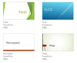 Retrospect Theme Powerpoint 2010 Download Retrospect Theme For Powerpoint Mrok Info