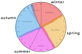 Menstrual Cycle Moon Chart How To Work With An Irregular Cycle Whether Its Short